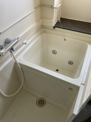 【浴室】池下マンションⅠ