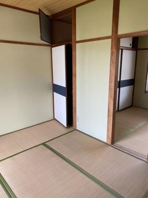【居間・リビング】池下マンションⅠ