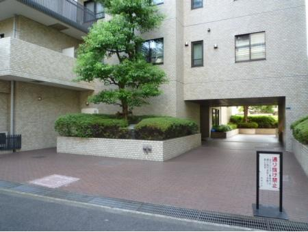 【エントランス】南青山パークマンション