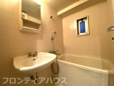 【浴室】六甲道シティハウス