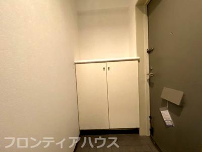 【玄関】六甲道シティハウス