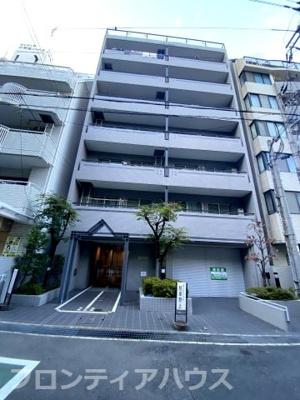 【外観】六甲道シティハウス