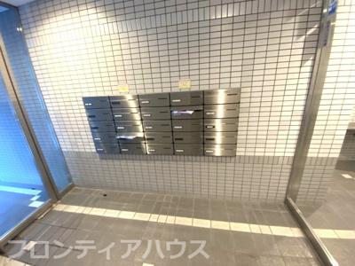 【設備】六甲道シティハウス