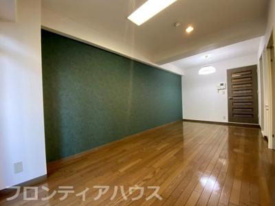 【居間・リビング】六甲道シティハウス