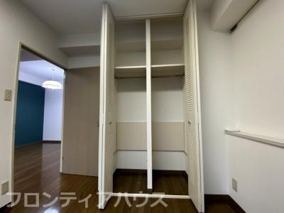【収納】六甲道シティハウス