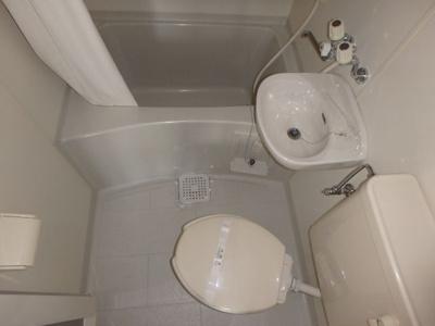 【浴室】セサミ・ハイム