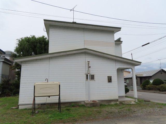 【外観】北見市東相内町218番地7 中古売家