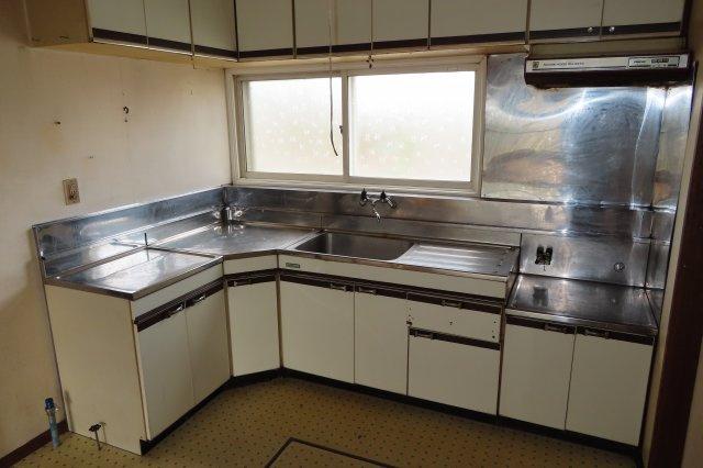 【キッチン】北見市東相内町218番地7 中古売家