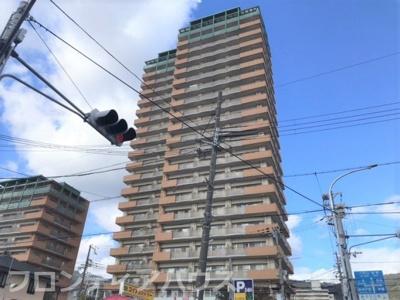 【外観】ラ・トゥール六甲E棟
