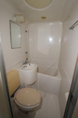 【浴室】袋ビル