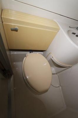 【トイレ】袋ビル