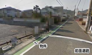 【外観】近江八幡市為心町上 売土地