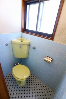 【トイレ】清水通貸家
