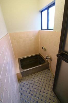 【浴室】清水通貸家