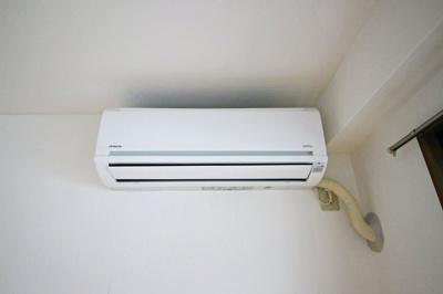 ★エアコン設置!★