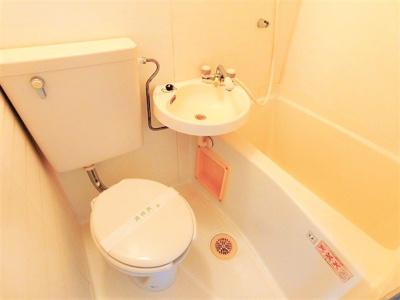 【浴室】メゾンフェニックス