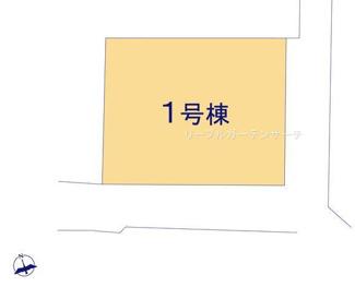 【区画図】新築 新潟市中央区旭町通第1