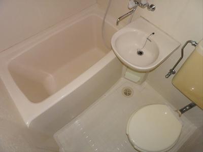 【浴室】松本ハイツ