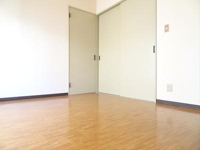 【居間・リビング】松本ハイツ