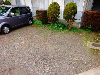 【駐車場】フラット659