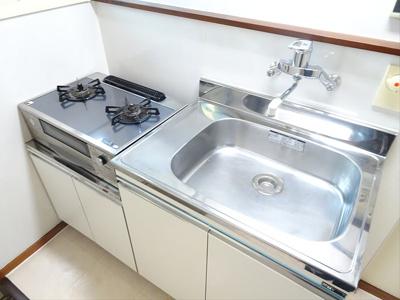 【キッチン】フラット659
