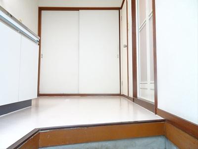 【玄関】フラット659