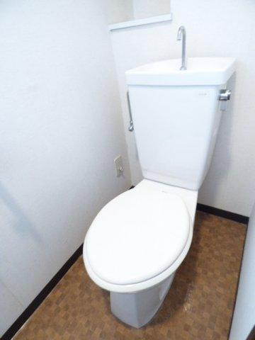【トイレ】エスポワール柳川Ⅱ