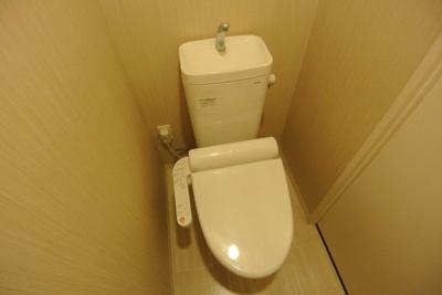【トイレ】レジュールアッシュ福島CUEZ