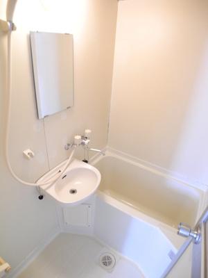 【浴室】コーポ丸山