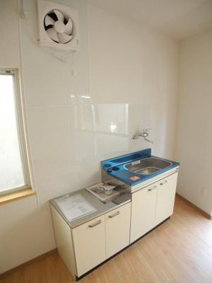 【キッチン】錦町アパート