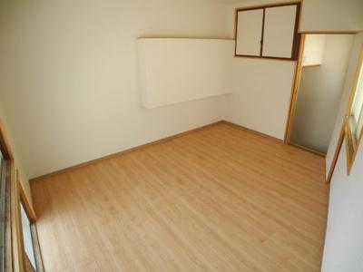 【寝室】錦町アパート