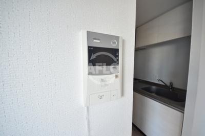 アークリヴェール TV付モニターフォン