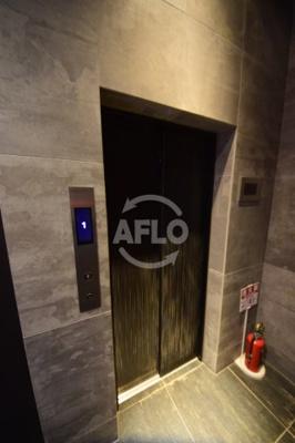 アークリヴェール エレベーター