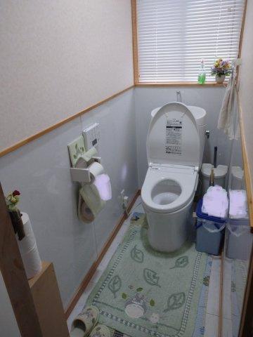 【トイレ】橿原市新口町 中古戸建