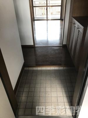 【玄関】ライオンズマンション国際通り第二