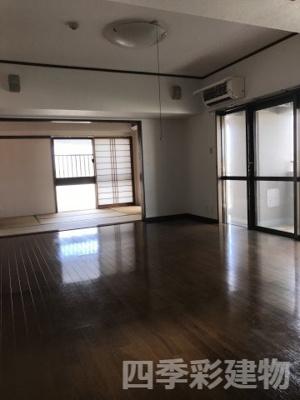 【居間・リビング】ライオンズマンション国際通り第二