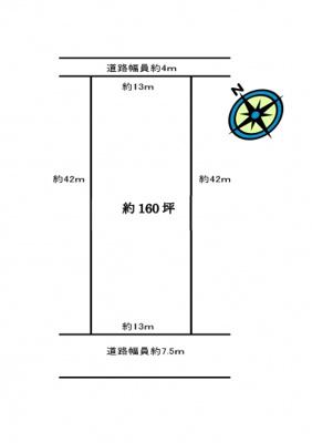 【区画図】神吉貸地
