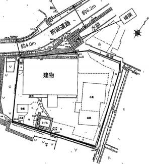 【土地図】近江八幡市安土町石寺 売土地