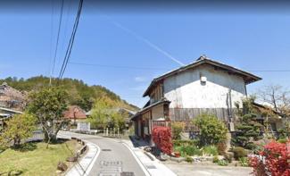 【前面道路含む現地写真】近江八幡市安土町石寺 売土地