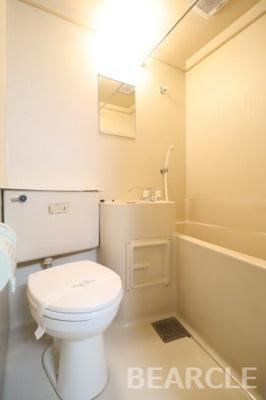 【浴室】ナナハメゾン城南宮