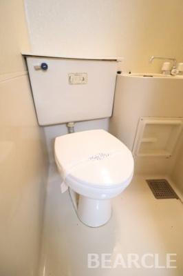 【トイレ】ナナハメゾン城南宮