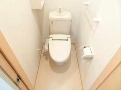 【トイレ】プルーリオン浜田山