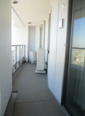 【バルコニー】ザパークハウス西新宿タワー60