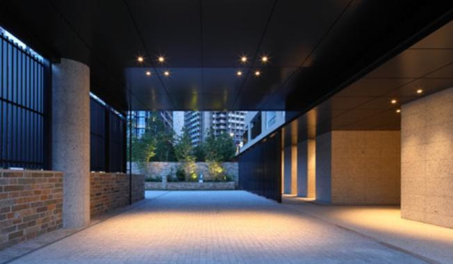 【エントランス】ザパークハウス西新宿タワー60