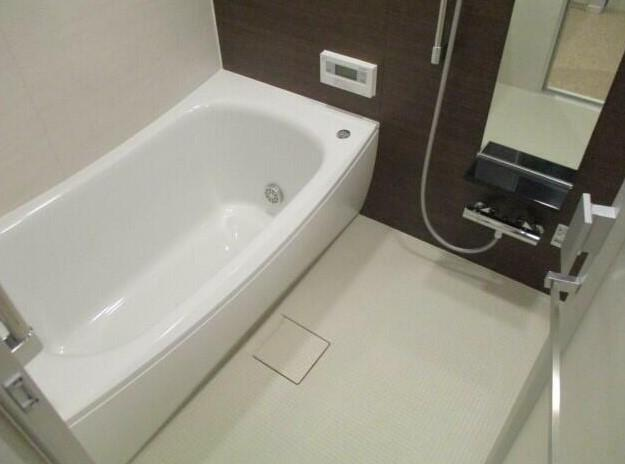 【浴室】ザパークハウス西新宿タワー60