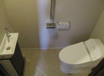 【トイレ】ザパークハウス西新宿タワー60