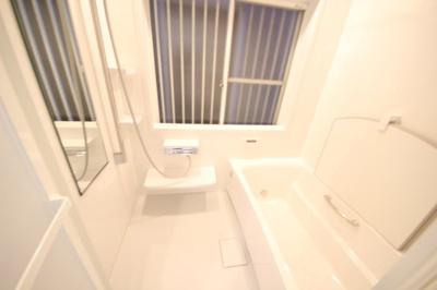 【浴室】南区青崎2丁目