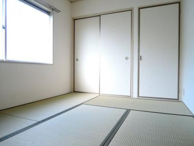 【寝室】ファミールハイムA棟