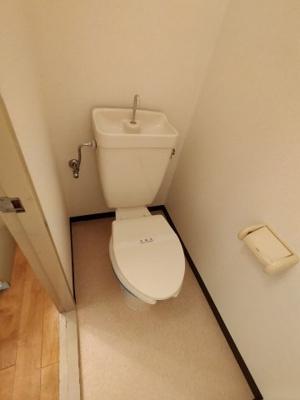 【トイレ】プレアール蔀屋本町