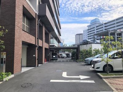 【駐車場】ブランズ川口幸町